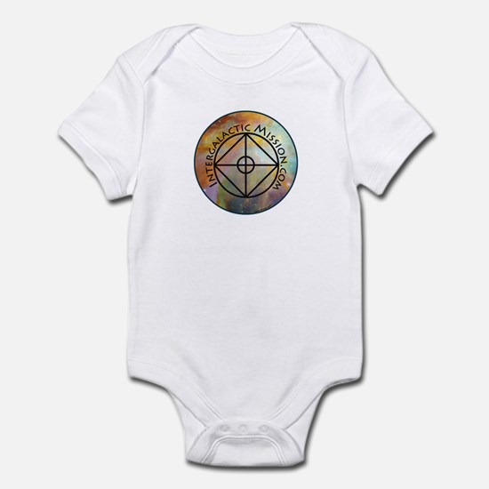 Intergalactic Mission Logo ~ Infant Bodysuit
