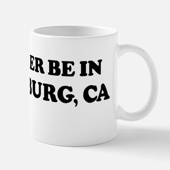 Rather: HEALDSBURG Mug