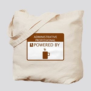 Administrative Professional Powered by Coffee Tote