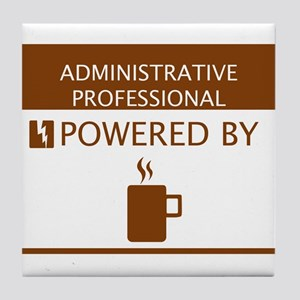 Administrative Professional Powered by Coffee Tile