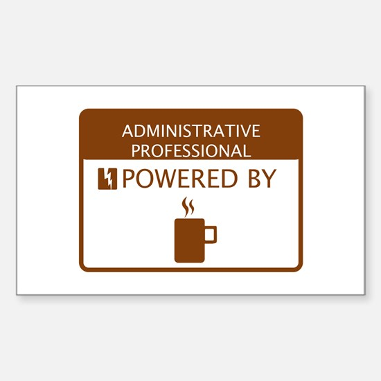 Administrative Professional Powered by Coffee Stic