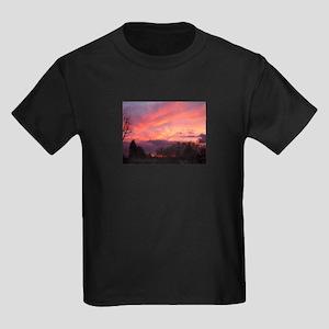 Musical Twilight Kids Dark T-Shirt