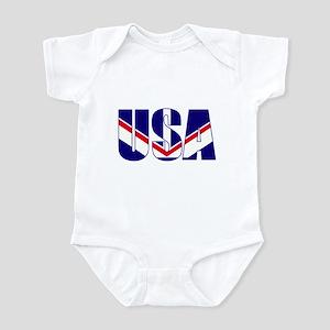 USA Proud Infant Bodysuit