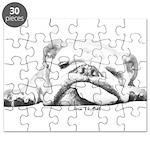 Sleepy Head Puzzle