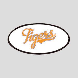 Go Tigers! South Carolina Palmetto Flag Patches