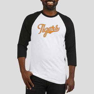 Go Tigers! South Carolina Palmetto Flag Baseball J