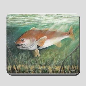 Redfish Mousepad