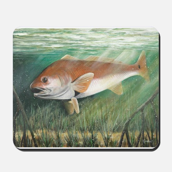 Redfish Mousepad