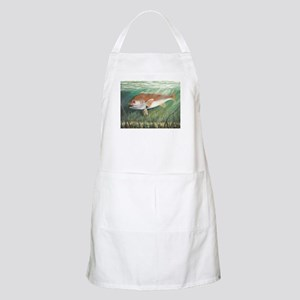 Redfish Apron