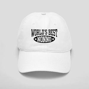 World's Best Nonno Cap