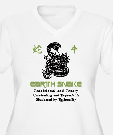 Year of The Earth Snake 1929 1989 T-Shirt
