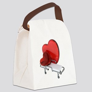 CaringForPatients082309 Canvas Lunch Bag