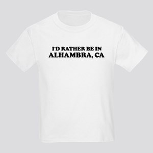 Rather: ALHAMBRA Kids T-Shirt