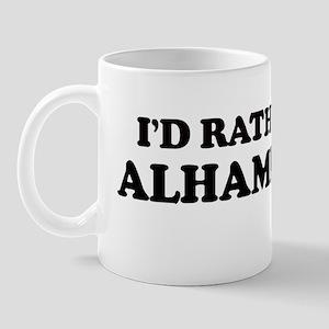 Rather: ALHAMBRA Mug