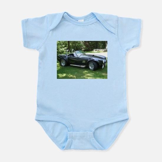 cobra sports car Infant Bodysuit