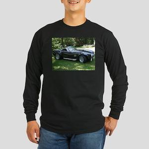 cobra sports car Long Sleeve Dark T-Shirt