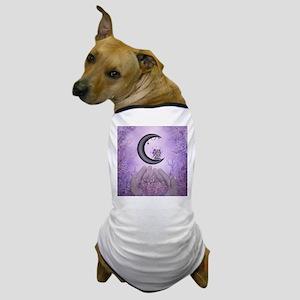Wonderful fairy on the moon Dog T-Shirt