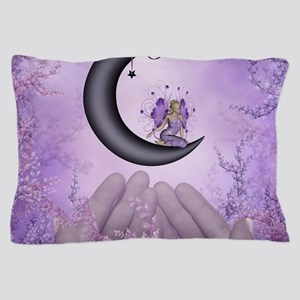 Wonderful fairy on the moon Pillow Case
