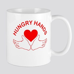 Hungry Hands Mug