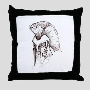 Spartensity Throw Pillow