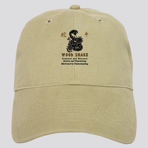 Year of The Wood Snake 1965 Cap