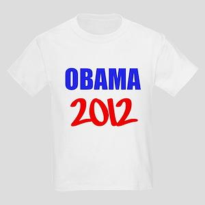 OBAMA 2012 Kids Light T-Shirt