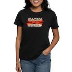 Bacon Powered Women's Dark T-Shirt