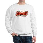 Bacon Powered Sweatshirt
