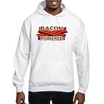 Bacon Powered Hooded Sweatshirt
