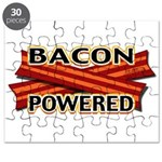 Bacon Powered Puzzle