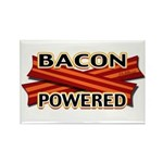 Bacon Powered Rectangle Magnet