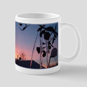 Winter Rose Mug