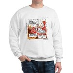 Stand Your Ground Law Enters Hell Sweatshirt