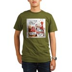 Stand Your Ground Law Enters Hell Organic Men's T-