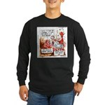Stand Your Ground Law Enters Hell Long Sleeve Dark