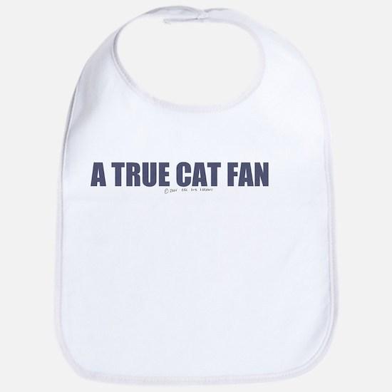 A True Cat Fan Bib