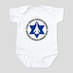Israeli - Peace through superior firepower Infant