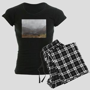 Ladies View Women's Dark Pajamas