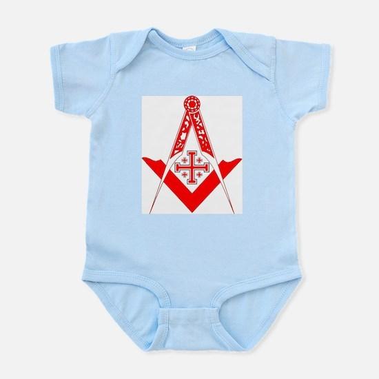 Christian Mason Infant Bodysuit