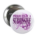 "Submissive Wife (Pink) 2.25"" Button (10 pack)"