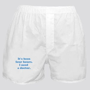 four hours Boxer Shorts