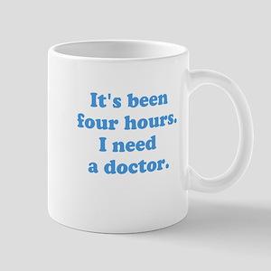 four hours Mug