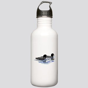 loon family Stainless Water Bottle 1.0L
