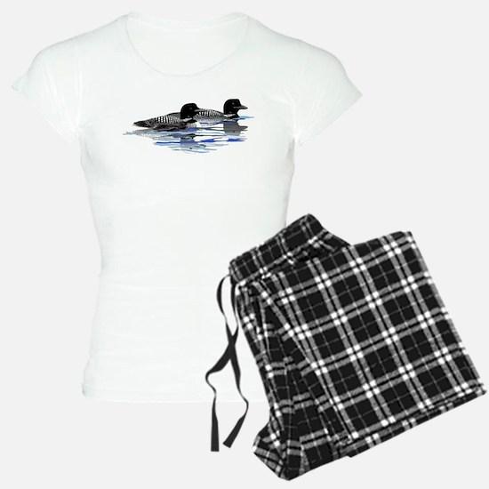 loon family Pajamas