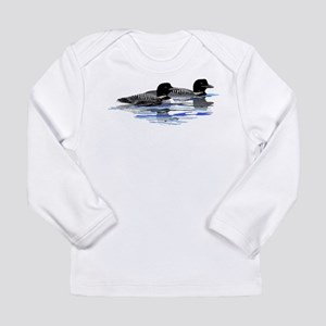 loon family Long Sleeve Infant T-Shirt