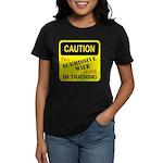 In Training Women's Dark T-Shirt