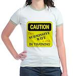 In Training Jr. Ringer T-Shirt