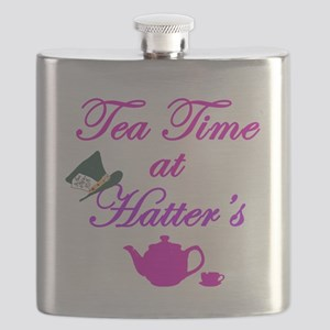 Tea Time at Hatters Flask