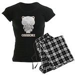 oshioki Women's Dark Pajamas