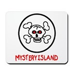 Mystery Island Mousepad